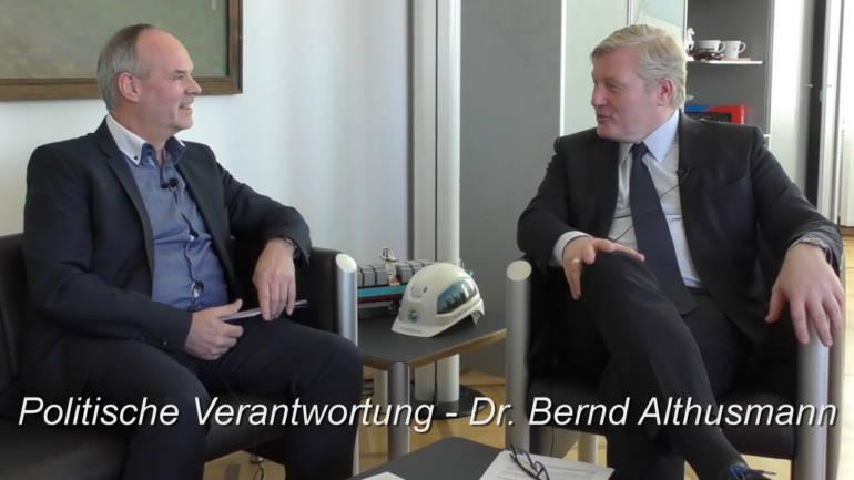 Folge 7: Politische Perspektiven – MInister Dr. Bernd Althusmann