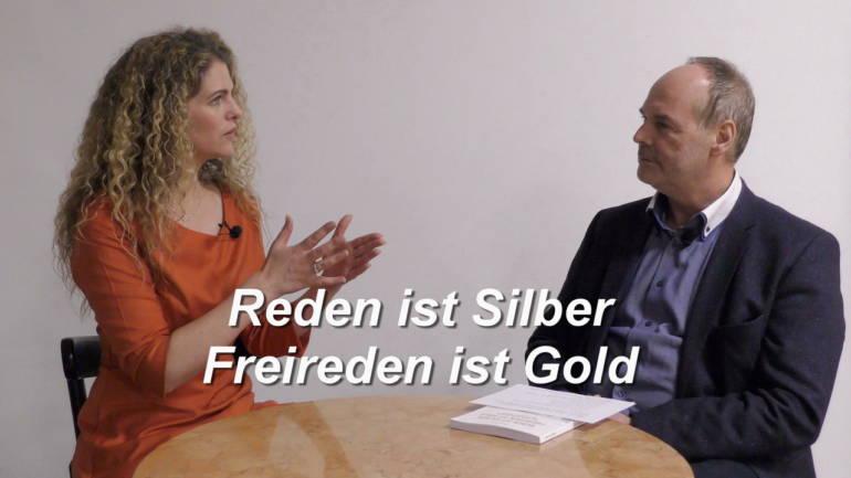 Folge 14: Margit Lieverz – Reden ist Silber Freireden ist Gold