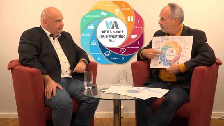 Folge 18/19: Erfolgreich selbständig – Udo Gast zu Gast im eigenen Podcast
