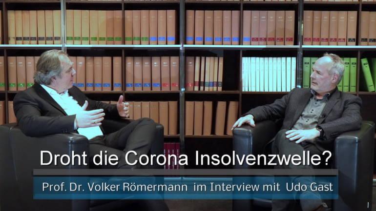 Folge 23: Professor Römermann – Droht die Corona Insolvenzwelle?