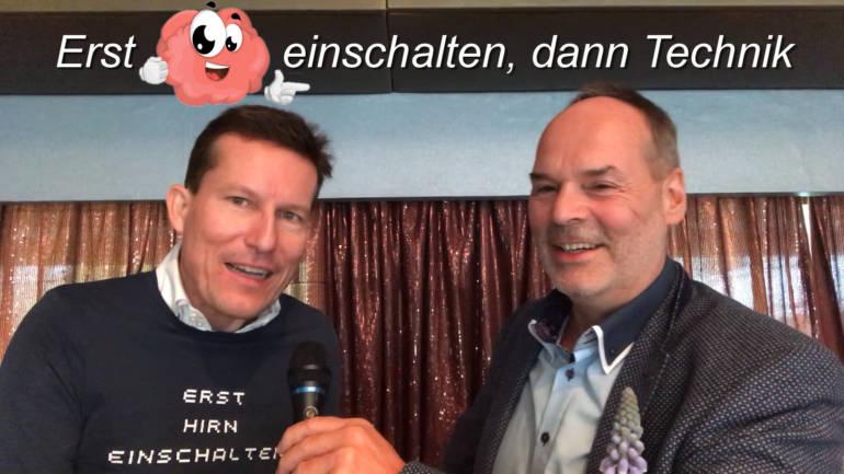 Folge 21: Thorsten Jekel – Erst Hirn einschalten, dann Technik