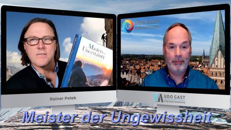 Folge 32: Rainer Petek – Meister der Ungewissheit