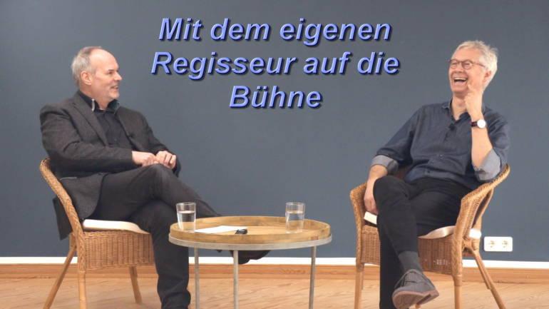 Folge 29: Matthias Messmer – Mit dem eigenen Regisseur auf die Bühne