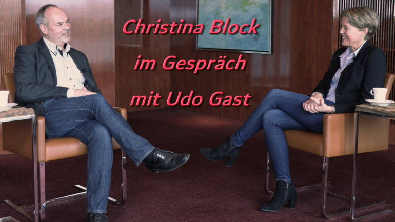 Folge 39: Christina Block – Botschafterin, Unternehmerin, Powerfrau