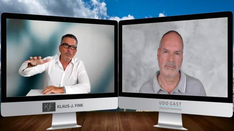 Folge 57: Klaus-J. Fink – Topselling, Empfehlungsmarketing und Neukundengewinnung
