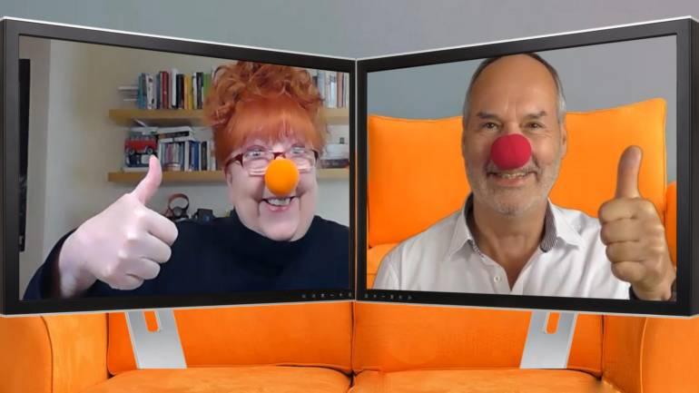 Folge 54: Margit Hertlein – Raus aus dem Jammersumpf